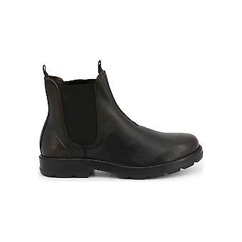 Docksteps - Shoes - Ankle boots - JASPER_6040_BLACK - Men - Schwartz - EU 44