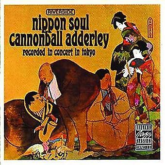 Julian Cannonball Adderley - importation USA Nippon Soul [CD]