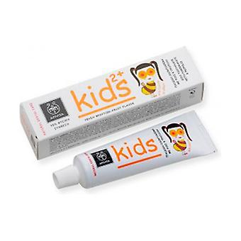Kids Toothpaste with Pomegranate & Propolis 50 ml of cream