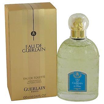 Eau de guerlain eau de cologne spray (unisex) mennessä guerlain 100 ml