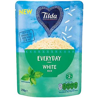 Tilda Everyday White Microwavable Rice Pouches