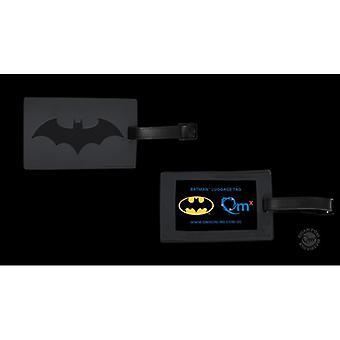 Bagage Tag - DC Comics - Batman Ny Licenseret dcc-0208