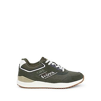 Avirex - Shoes - Sneakers - AV01M50622_04 - Men - darkgreen - EU 42