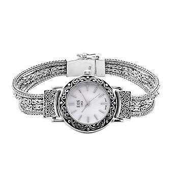 EON 1962 Swiss Movement Water Resistant Row Tulang Naga Borobudur Bracelet Watch