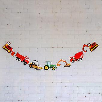 Happy Birthday Opknoping Paper Banners Streamers Graafmachine Flags Kids Home Decor