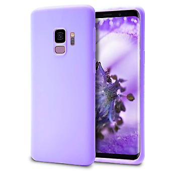 Shell for Samsung Galaxy S9 Purple TPU Protection Case