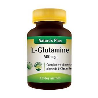 L-Glutamin 500 Mg 60 kapslar