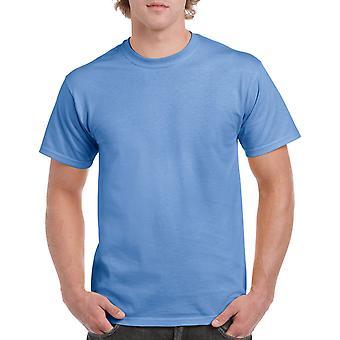 Gildan G5000 Plain Heavy Cotton T-shirt in Carolina Blue