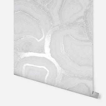 904003 - Agate Soft White - Arthouse Bakgrunn