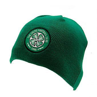 Celtic FC officiële volwassenen Unisex gebreide muts van de koepel
