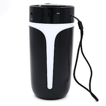 Umidificador multifuncional para o carro - Preto/branco