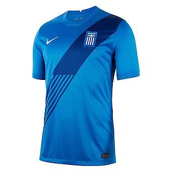 2020-2021 Kreikka Poissa Nike Jalkapallopaita