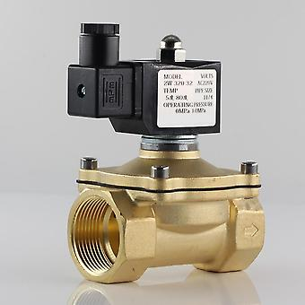 Normally Closed Solenoid Valve Water , Ip65 Fully Enclosed Coil
