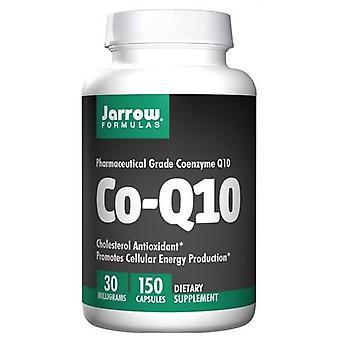 Jarrow Formler Co-Q10, 30 mg, 150 Kepsar