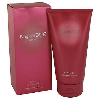 Due Body Lotion Af Laura Biagiotti 5 ounce Body Lotion