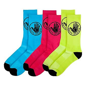 Body Glove Neon Core Logo Socks - Assorted