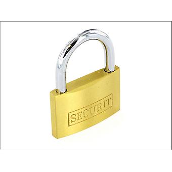 Securit Ovi Riippulukko Kulta Messinki 15mm S1131