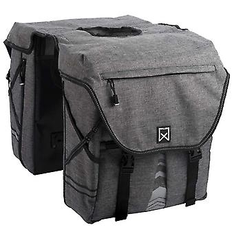 Willex Bicycle Bags 1200 20 L Anthracite 13323