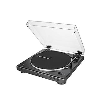Audio-technica at-lp60xbt-bk fully automatic belt-drive stereo turntable, black
