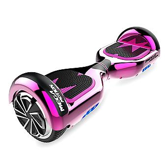 Mega Motion 6.5 inch Self Balancing Scooter pink CLASSIC HOVERBOARD segway Gift for Kids