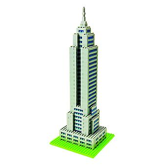 Nanoblock - empire State Building