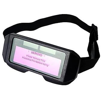 Auto Darkening Welding Helmet Automatic Light Change Auto Darkening Anti- Eyes