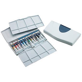 Winsor & newton cotman painting plus water colour tube, 8ml - pack of 12 painting plus set - tuben
