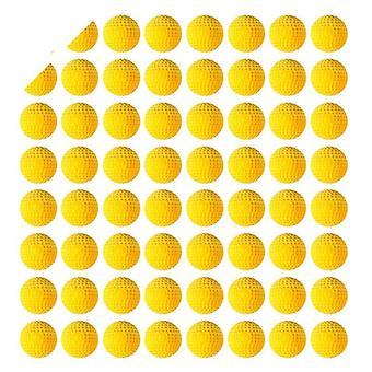 Runde Nachfüllkugel Ball für Nerf Rivalapollo Zeus Spielzeugpistole