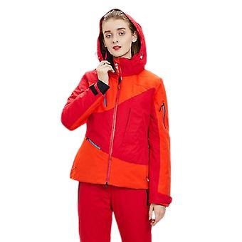 Damen's Modische winddichte, wasserdichte Outdoor Skijacke