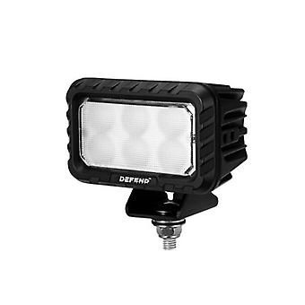 5 Inch Square Led Work Light Flood Beam Truck Driving Lamp Offroad