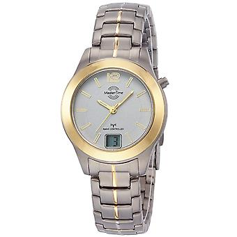 Ladies Watch Master Time MTLT-10354-42M, Quartz, 34mm, 5ATM