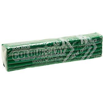 Scola 10103/36 Colour Clay 500g- Green