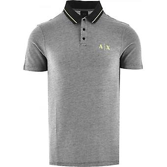 Armani Exchange Regular Fit Polo Shirt