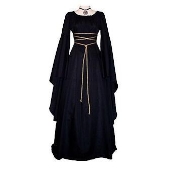 bomull polyester eksplosjon modeller kvinner lang kjole
