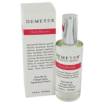Demeter Cherry Blossom Cologne Spray By Demeter 4 oz Cologne Spray
