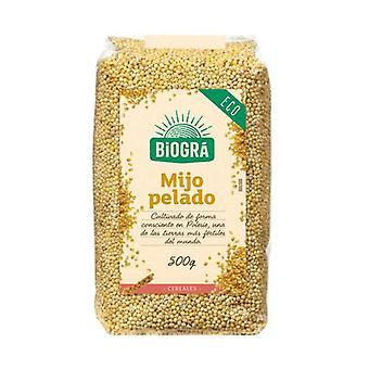 Hirsskalade korn Bio 500 g