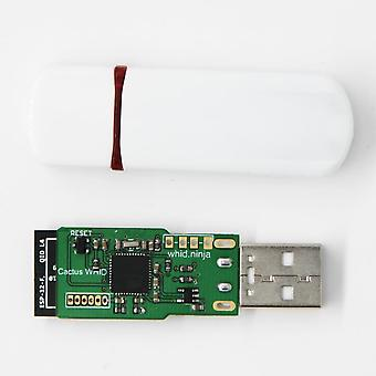 Cactus Whid: Wifi Hid Injecteur Usb Rubber Ducky