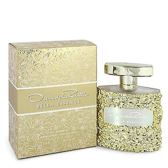 Bella Essence Eau De Parfum Spray Por Oscar De La Renta 3.4 oz Eau De Parfum Spray