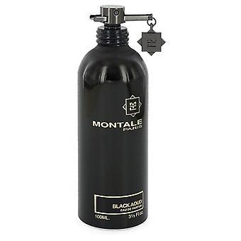 Montale musta Aoud Eau de Parfum Spray (Unisex Tester) by Montale 3,3 oz Eau de Parfum Spray