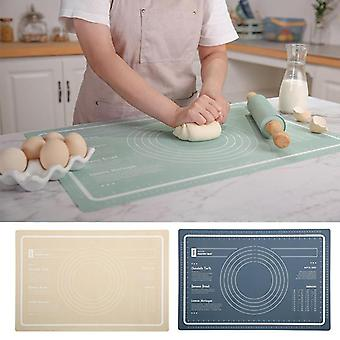 Baking Tools Increase Silicone Non-Stick Thickening Baking Mat Pastry Rolling Kneading Pad Pizza Dough Kitchen Accessories