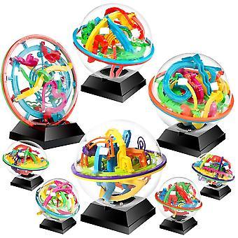 3d Magical Intellect Maze Ball