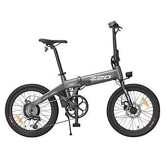HIMO Z20 دراجة كهربائية قابلة للطي - على الطرق الوعرة الذكية E الدراجة - 250W - 10 Ah البطارية - أسود