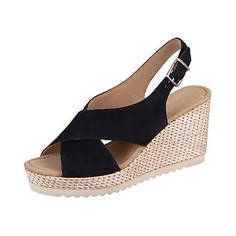Gabor 6579117 uniwersalne letnie buty damskie