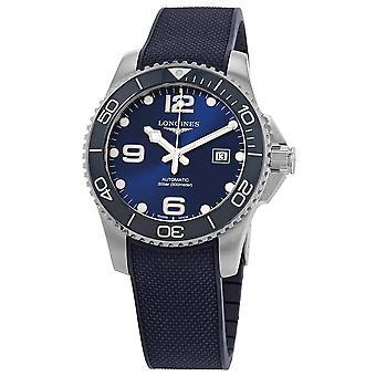 Longines Conquest Automatic Blue Dial Men's 43 mm Watch L3.782.4.96.9