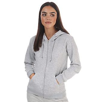 Femme Brave Soul Zip Hoody en gris