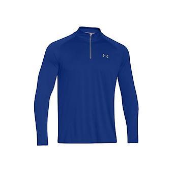 Under Armour Tech 14 Zip 1242220402 running all year men sweatshirts
