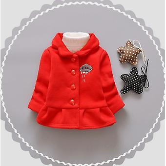 Vauvan takki, Syksyn Kevättakit, Lastentakki Toppa, Bebe Puuvillatakki,