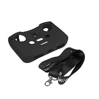 Silicone protective cover with remote controller strap protective sleeve for dji mavic air 2/dji mavic mini 2 drone accessories