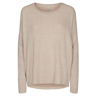 SOYACONCEPT Biara Top In Cream Or Pink Or Smokey Blue 24788