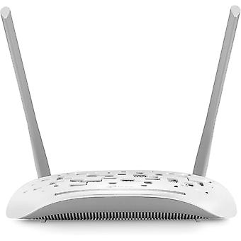 FengChun 300Mbps Wireless N ADSL2+ Modem Router 4 FE LAN Ports ADSL/ADSL2/ADSL2+ Annex A (nicht fr